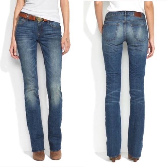 Madewell Denim - Madewell Bootlegger Jeans Size 26x32